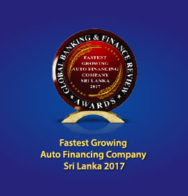 Fastest Growing Auto Financing Company Sri Lanka
