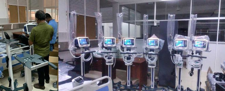 IDH receives 6 much-needed ICU